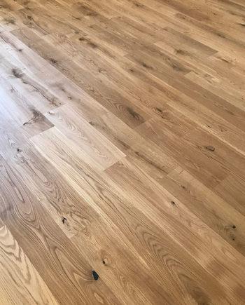 parquet legno rovere oliato rustico